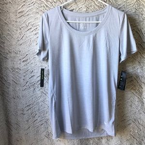 Woman's Nike dri-fit tee